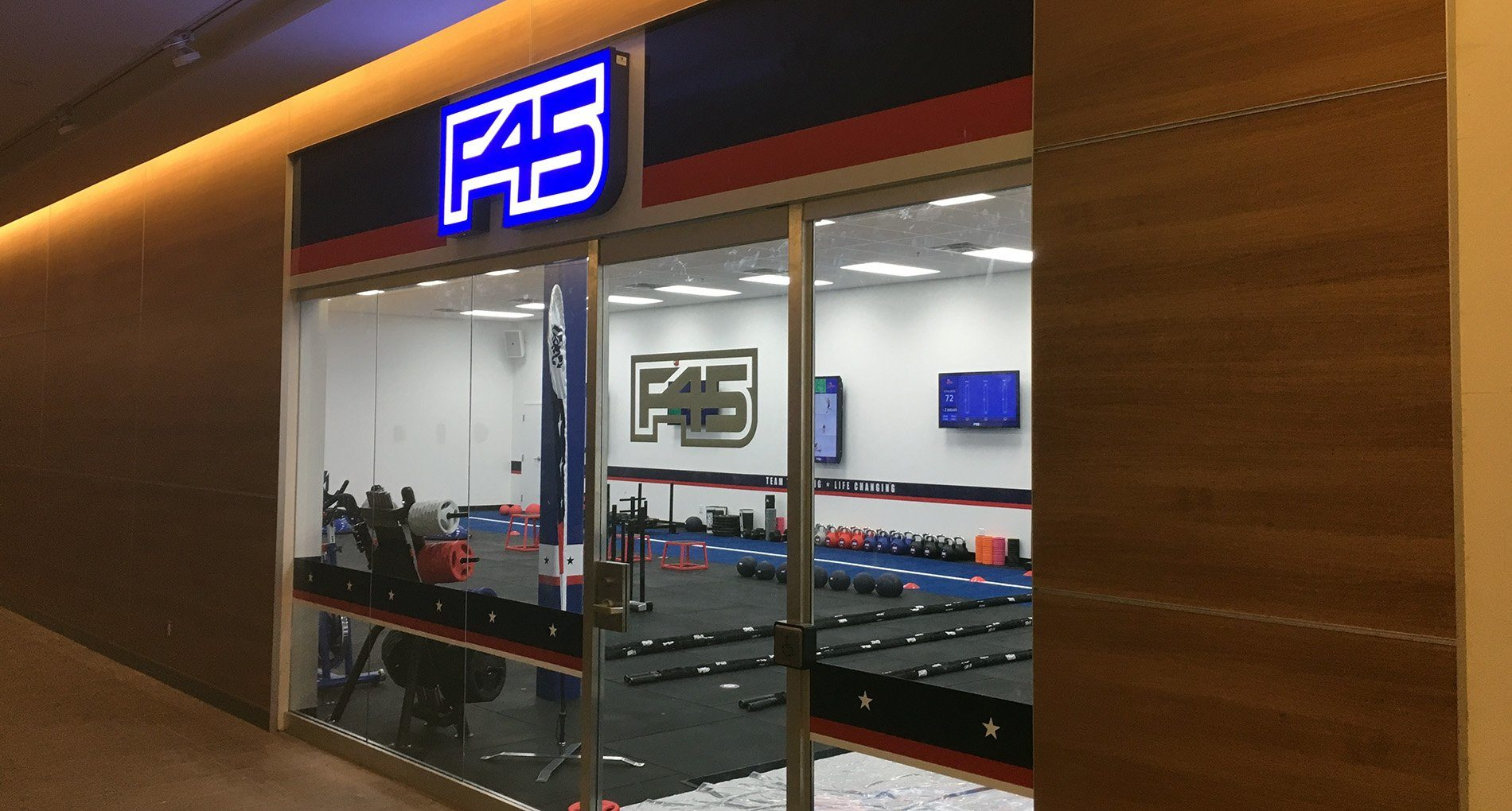 Commercial Construction Foresthill F45fitnesscentre Slider