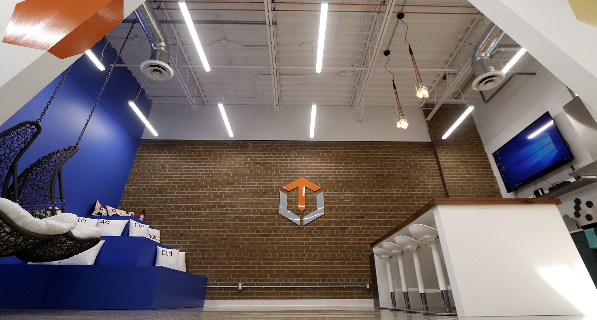 Techify Commercial Office Renovation