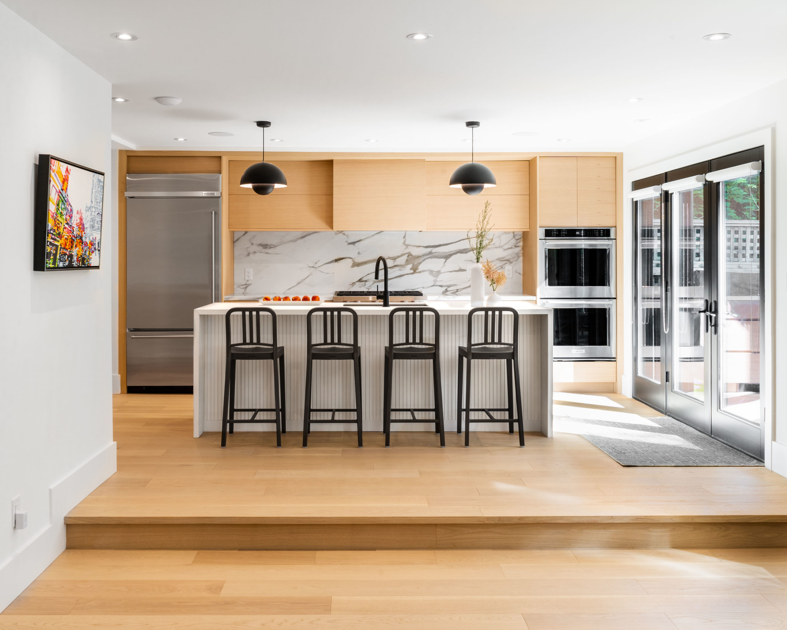 Cedervale Modern Whole Home Renovation and Addition