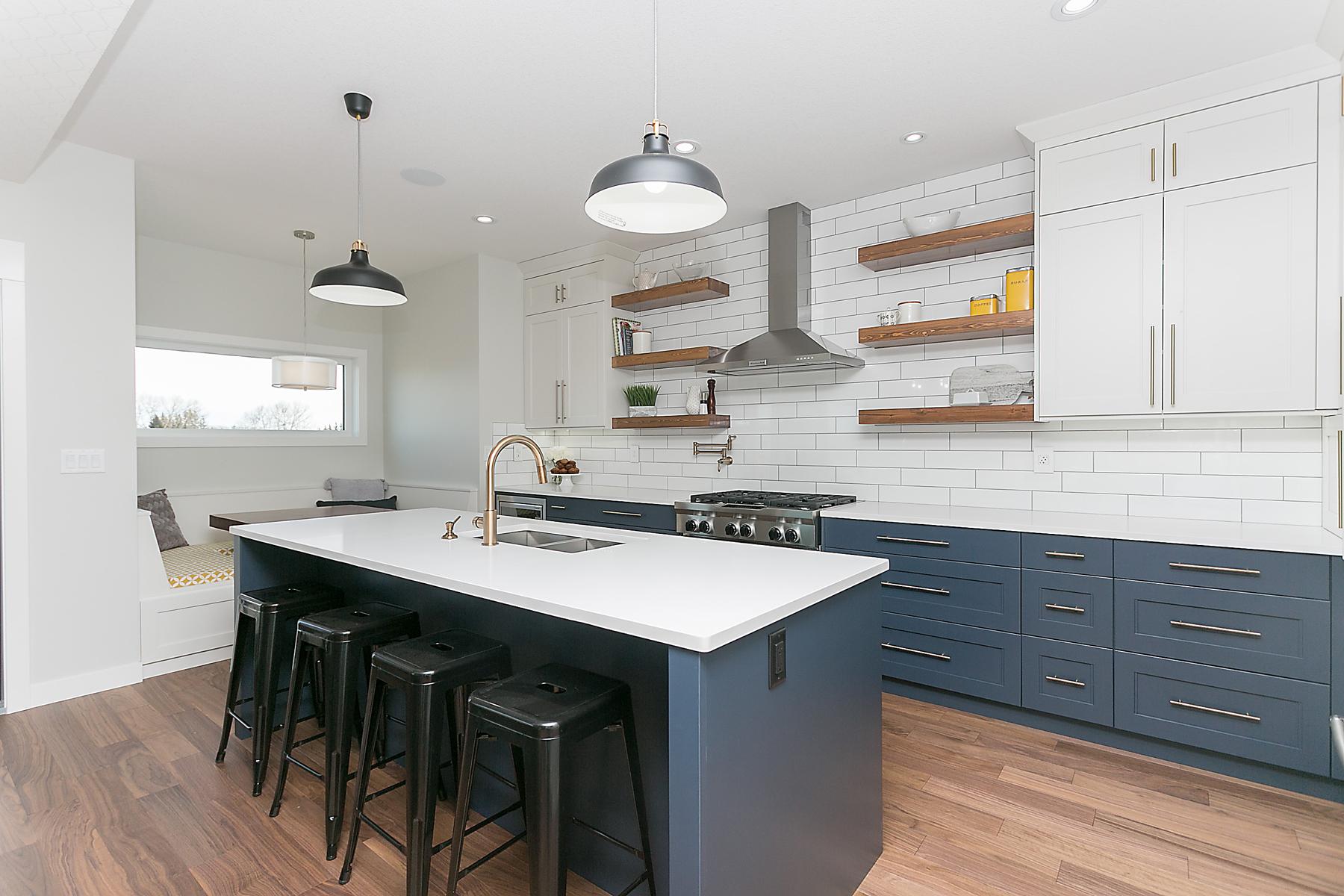 Vancouver Crescent Custom Home