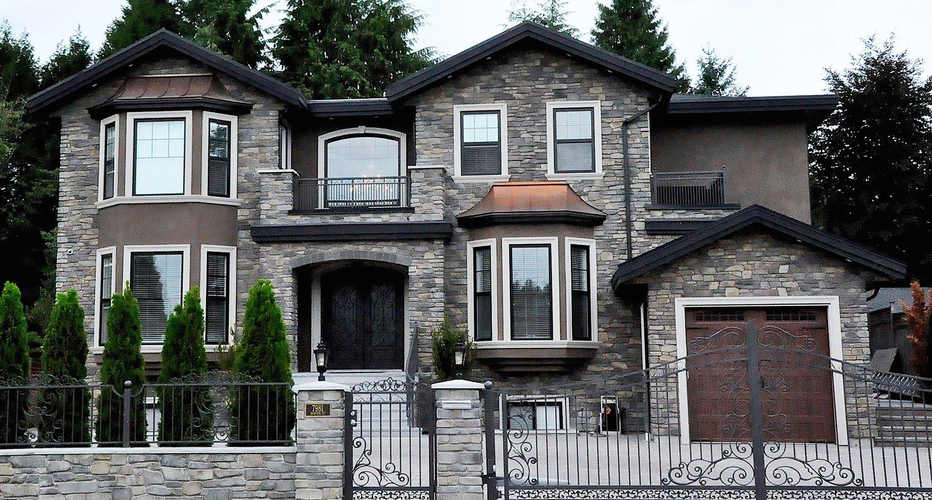 Hunter Mansion Custom Home