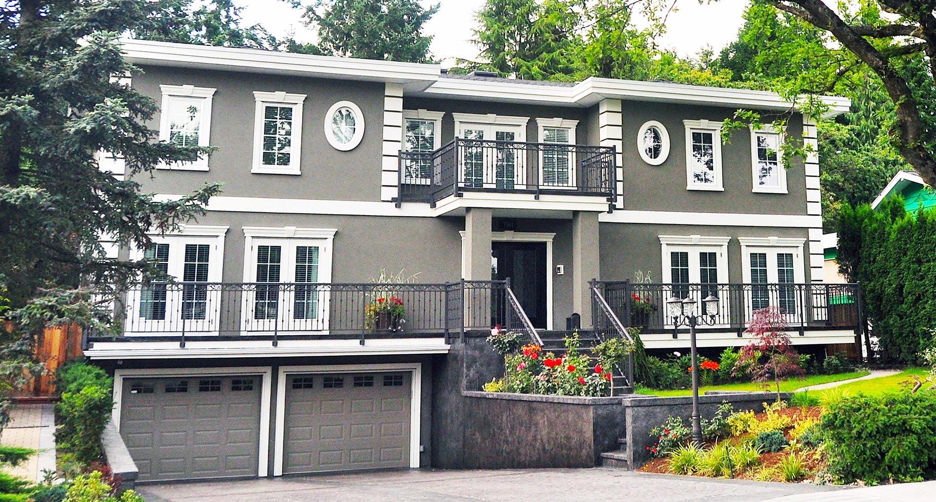 North Burnaby Custom Home