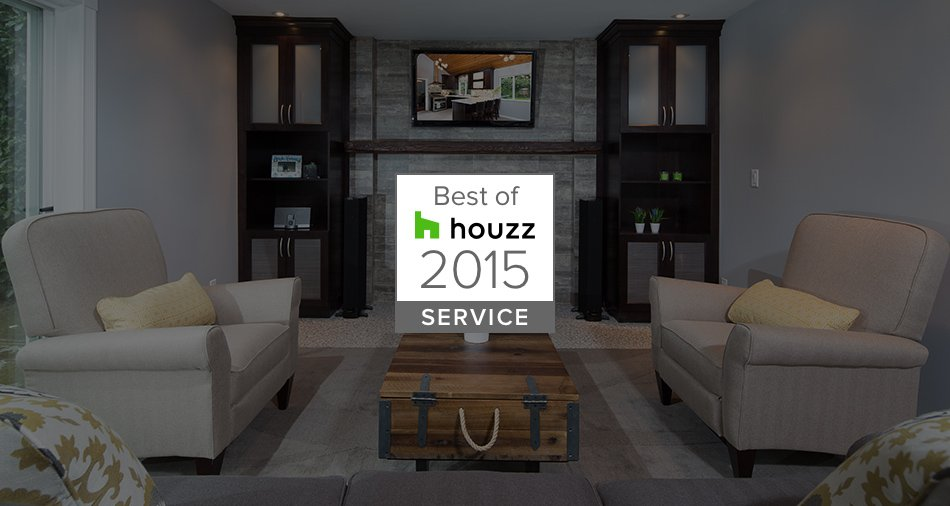 Best of Houzz 2015 – Service