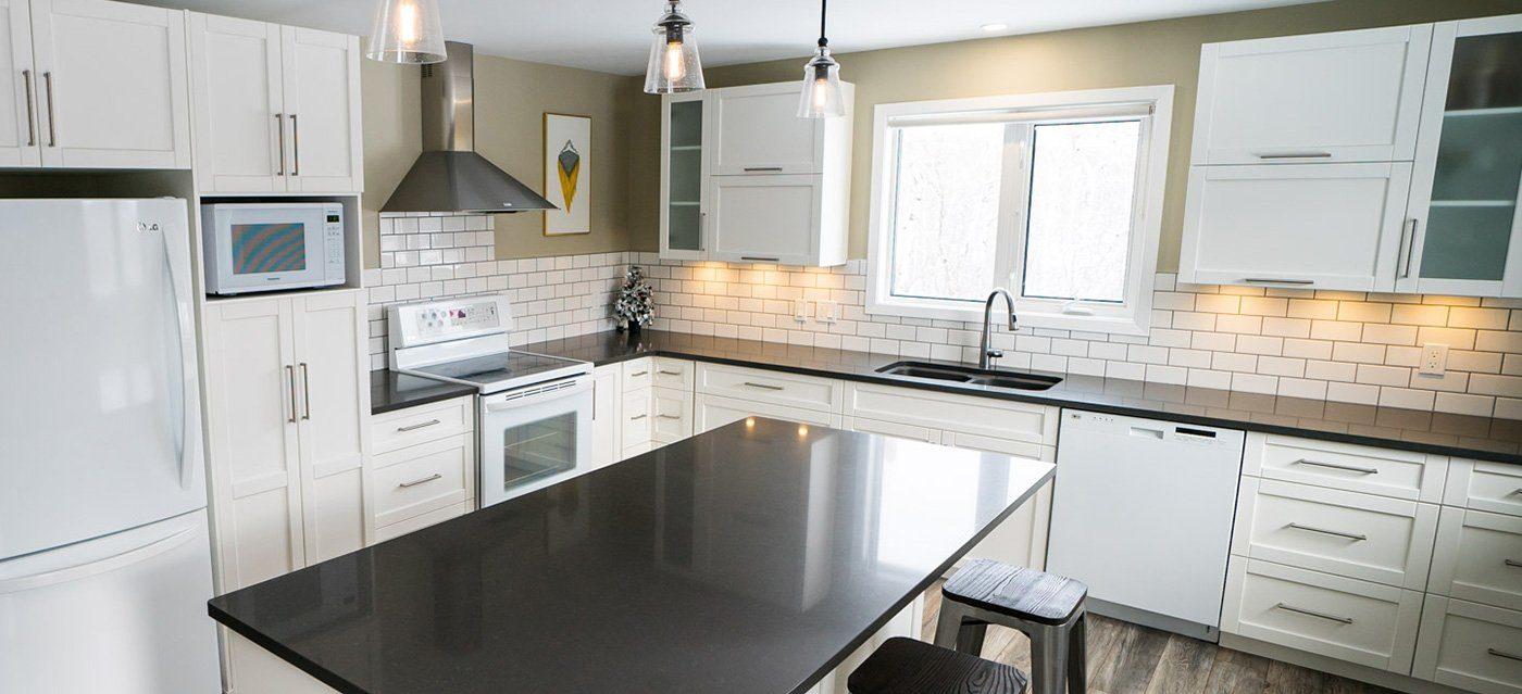 Kitchen Renovation Harrison Park After1