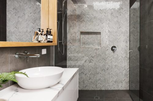 5 Bathroom Tile Styles We Love