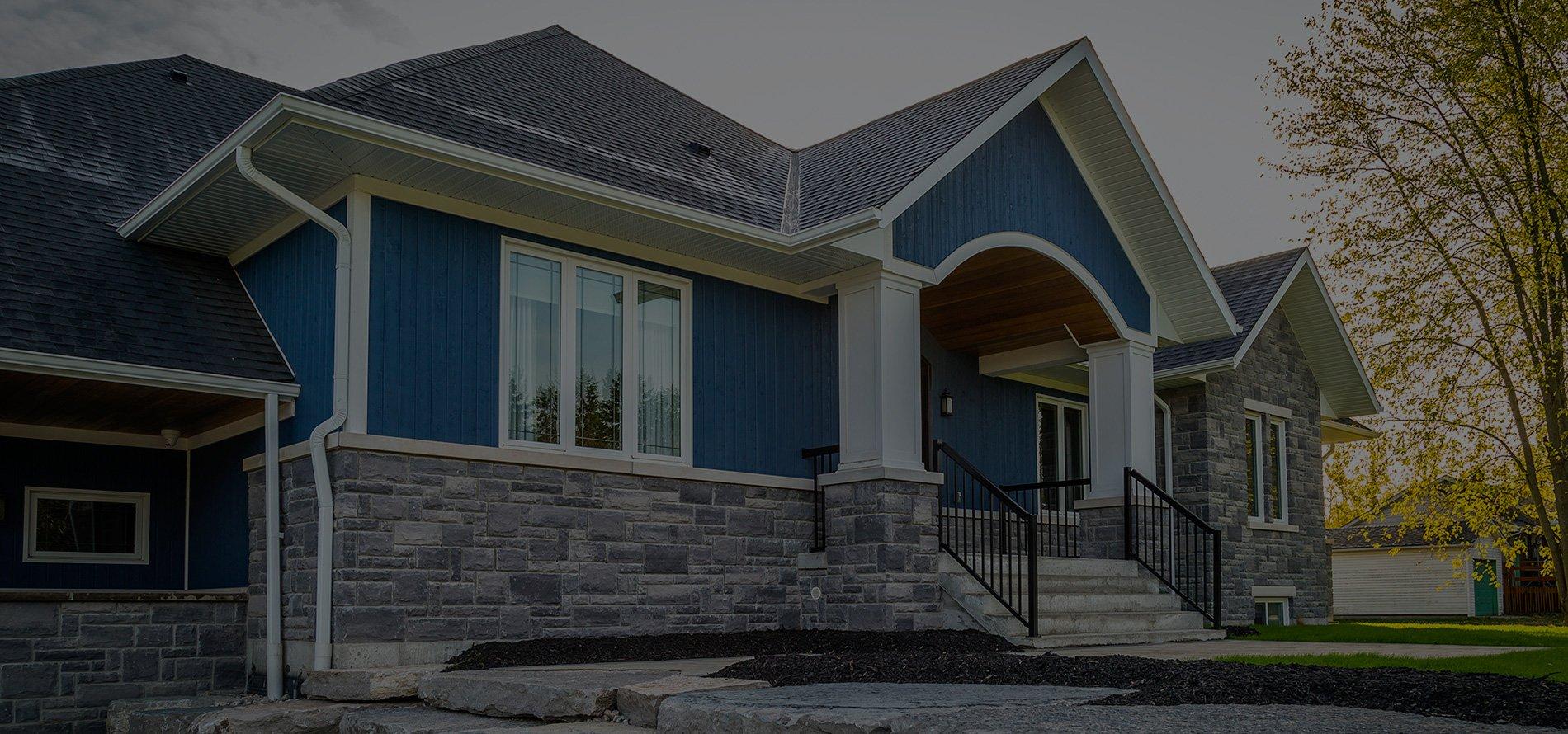 Renfrew custom home builders renovators alair homes for Garner custom homes
