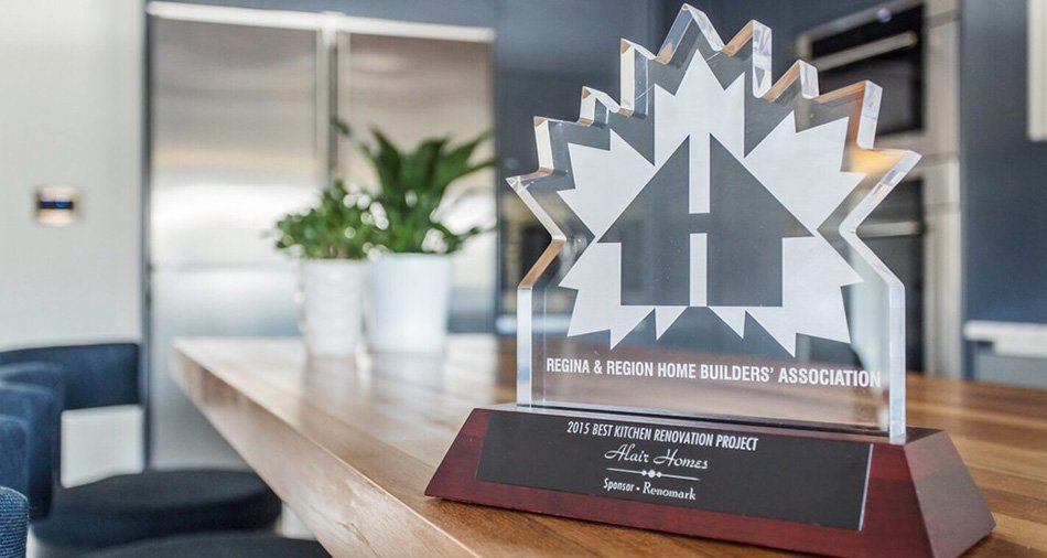 Regina Kitchen Reno Argyle Awardwinner
