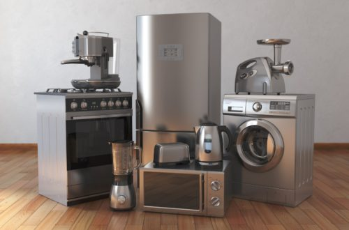 Thinking About Your Custom Home's Appliances
