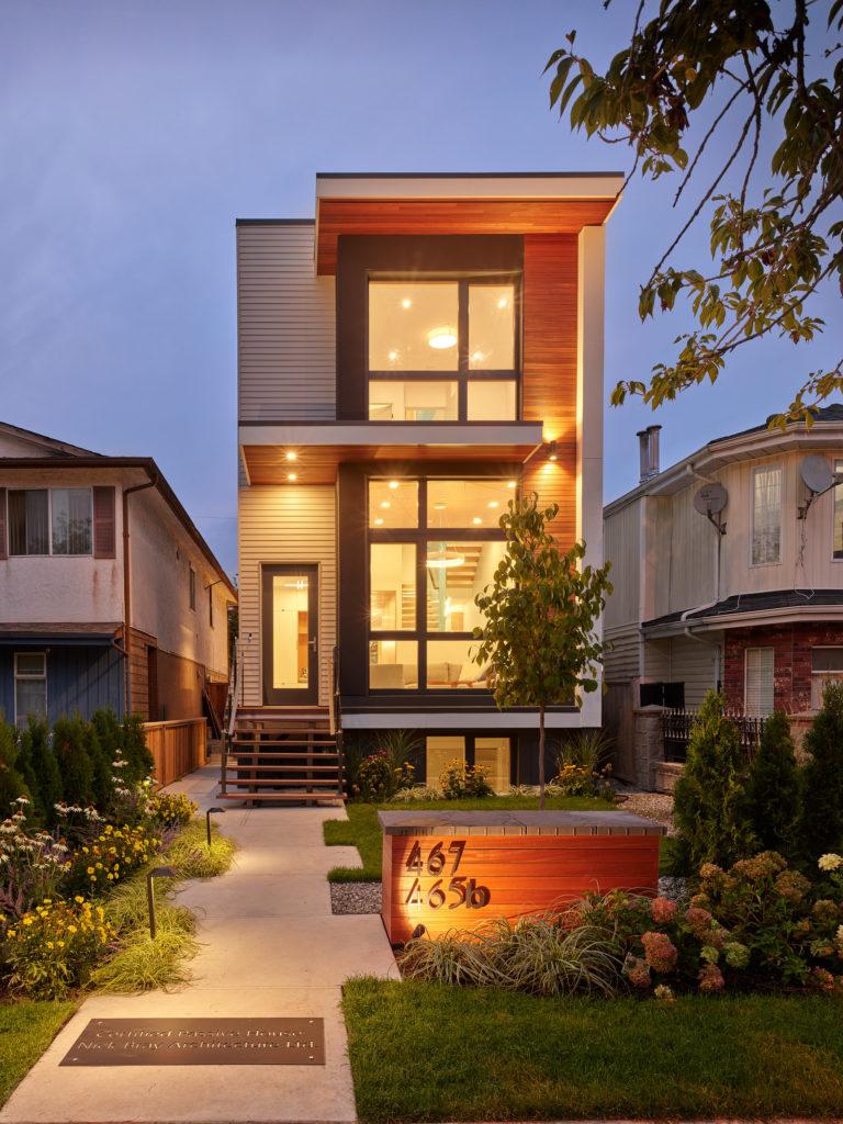 Passive House, Nick Bray Architecture