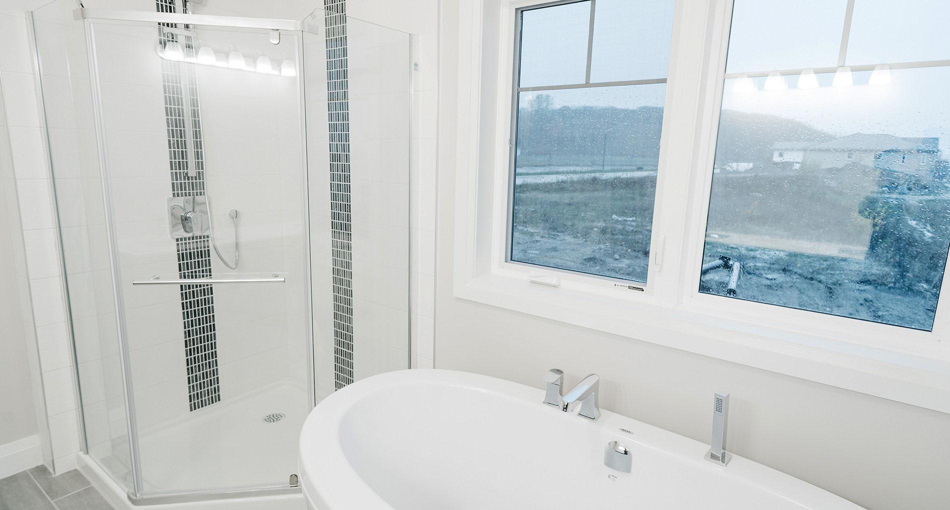 Bathroom Renovation Springwater Waterfront Slider