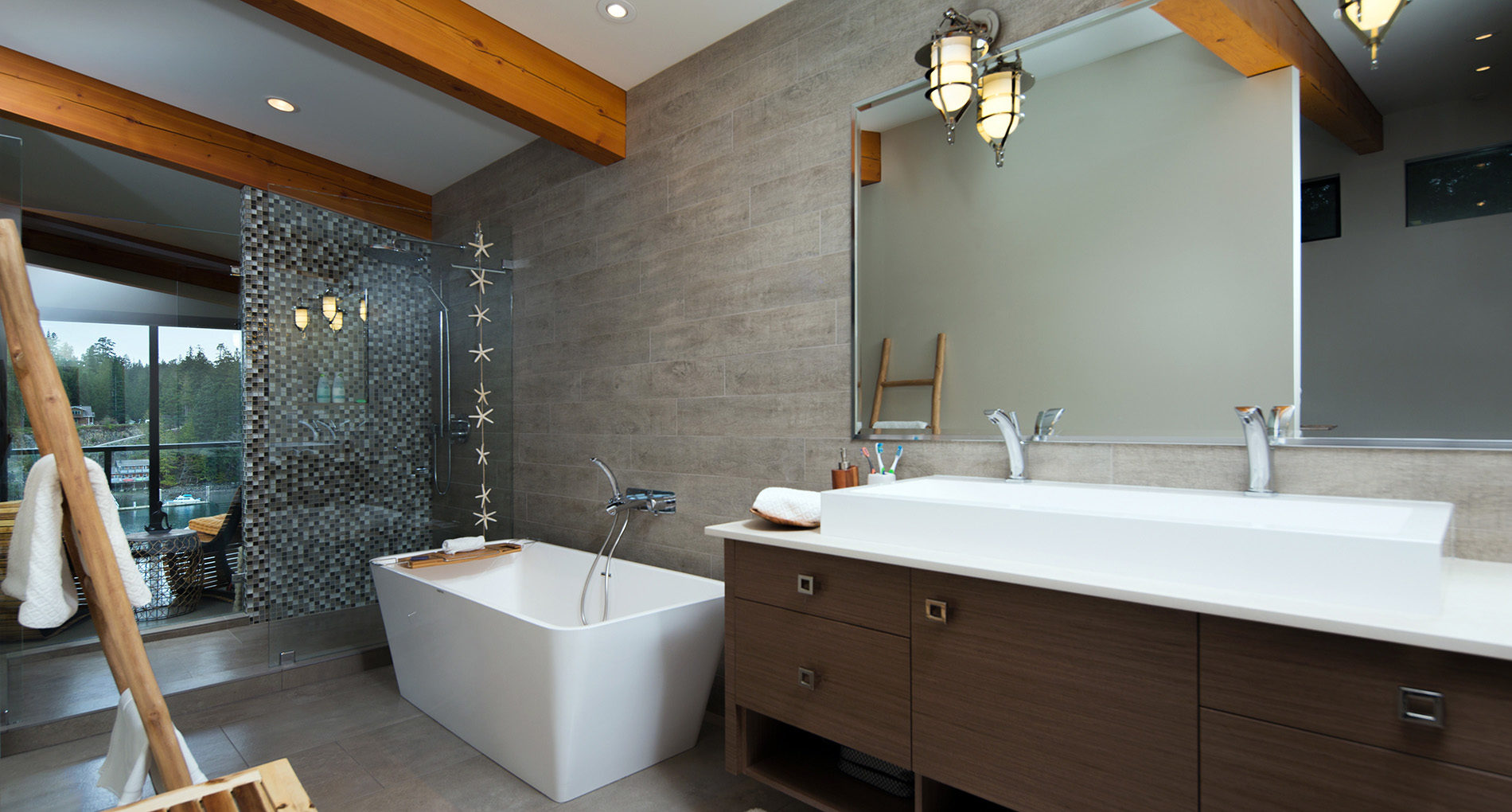 Bathroom Renovation Springwater Cliffcustom Slider