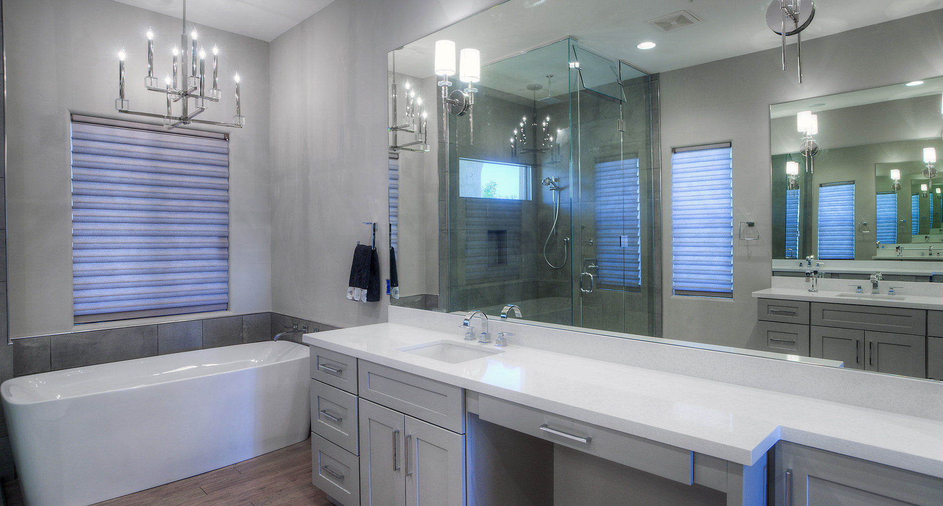 Bathroom Remodeling Design In Gilbert Alair Homes Gilbert - Gilbert bathroom remodeling