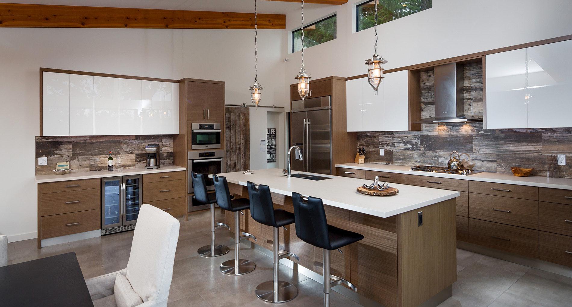 Kitchen Renovation Westnorthvan Cliffhouse Slider