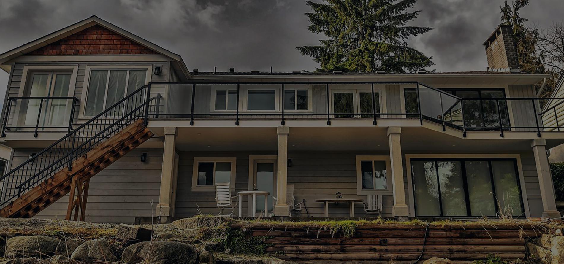 home renovation North West Vancouver Dollarton HMP