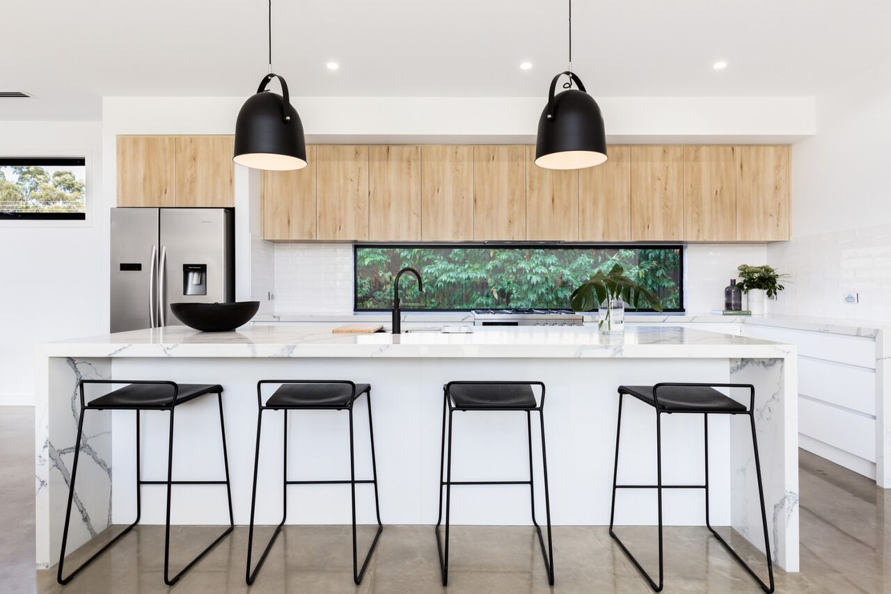 Guide to Concrete Flooring in Your Chandler Custom Home Kitchen