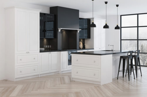 Getting Creative with the Flooring Choice for Your Custom Kitchen