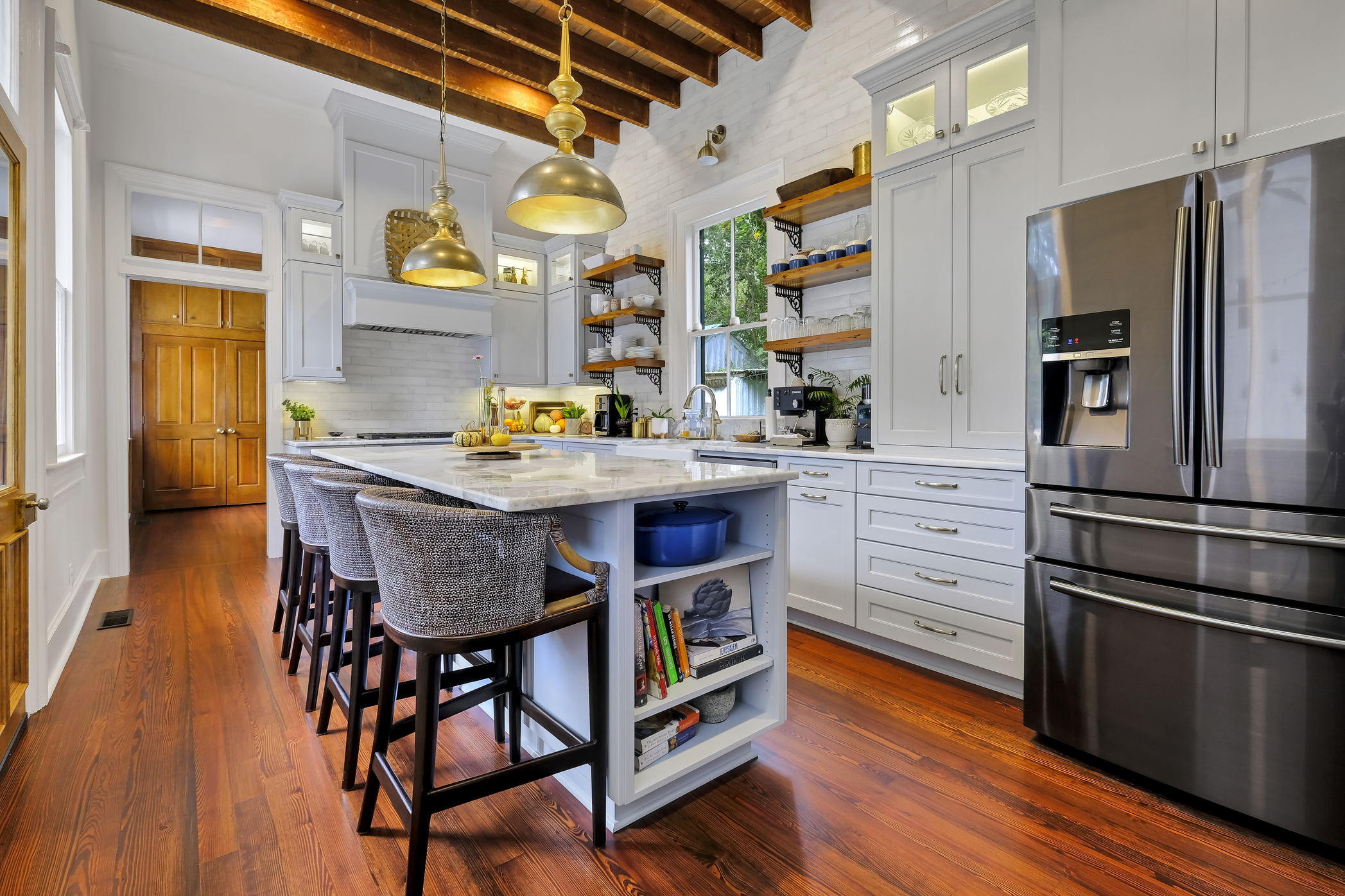 The Heart of the Home: Historic Summerville Remodel