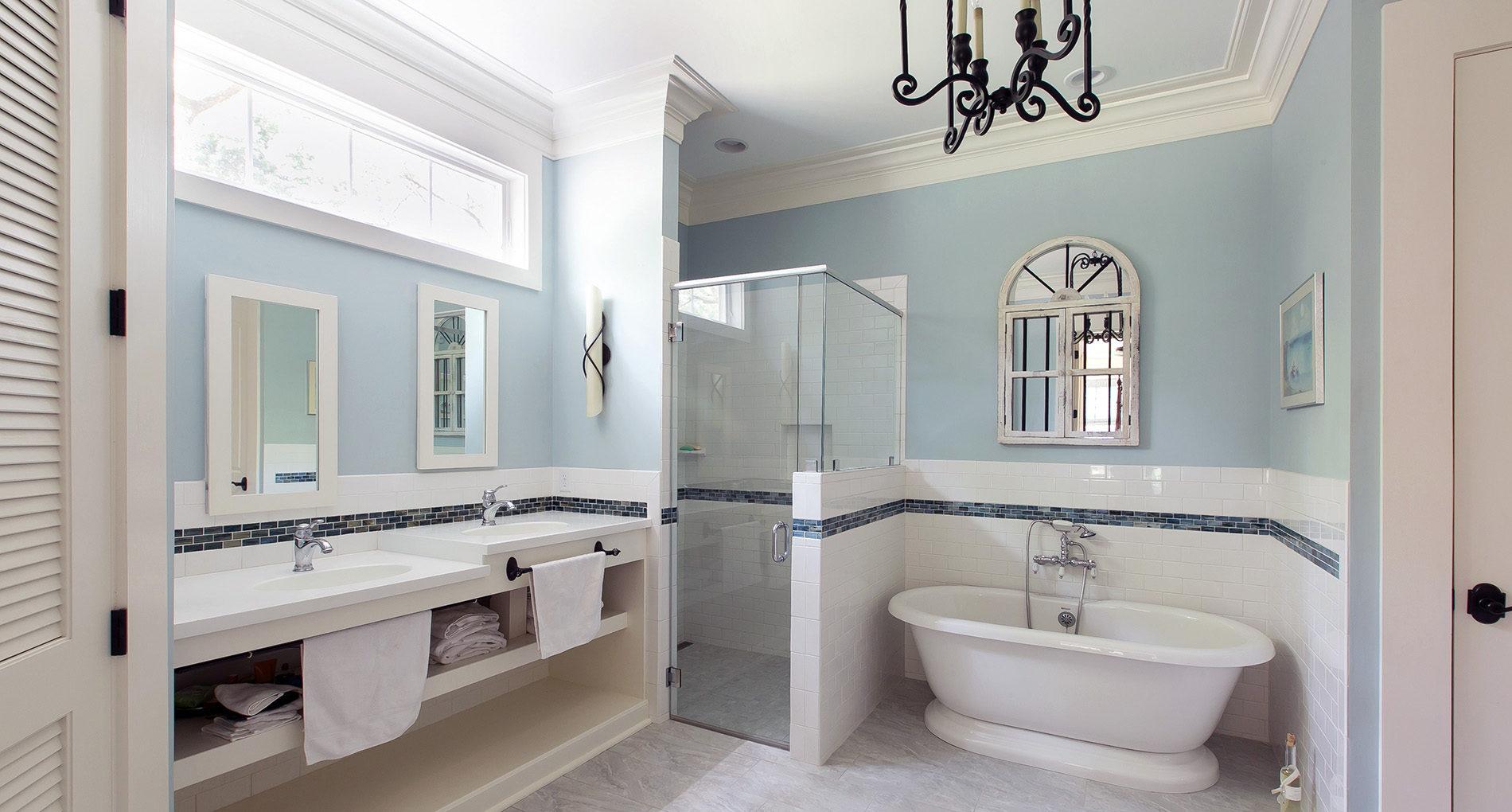 Bathroom Remodel Charleston Walker Slider