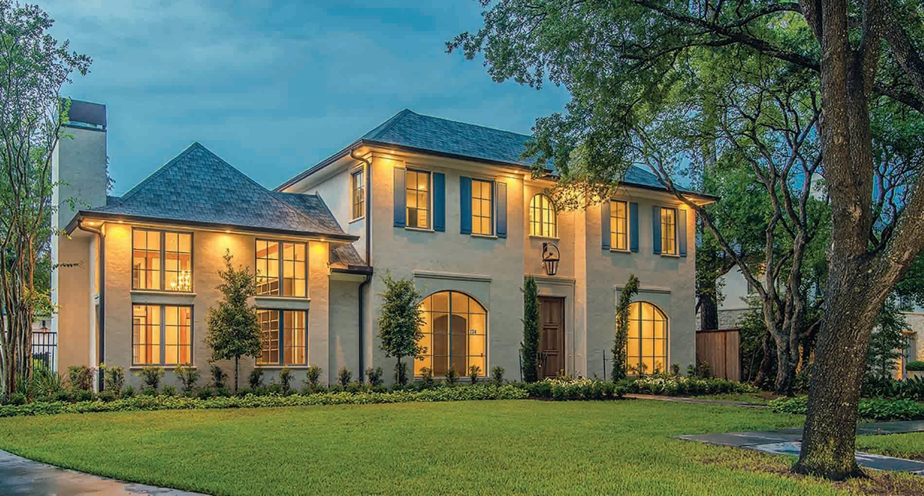maple valley charlotte custom home
