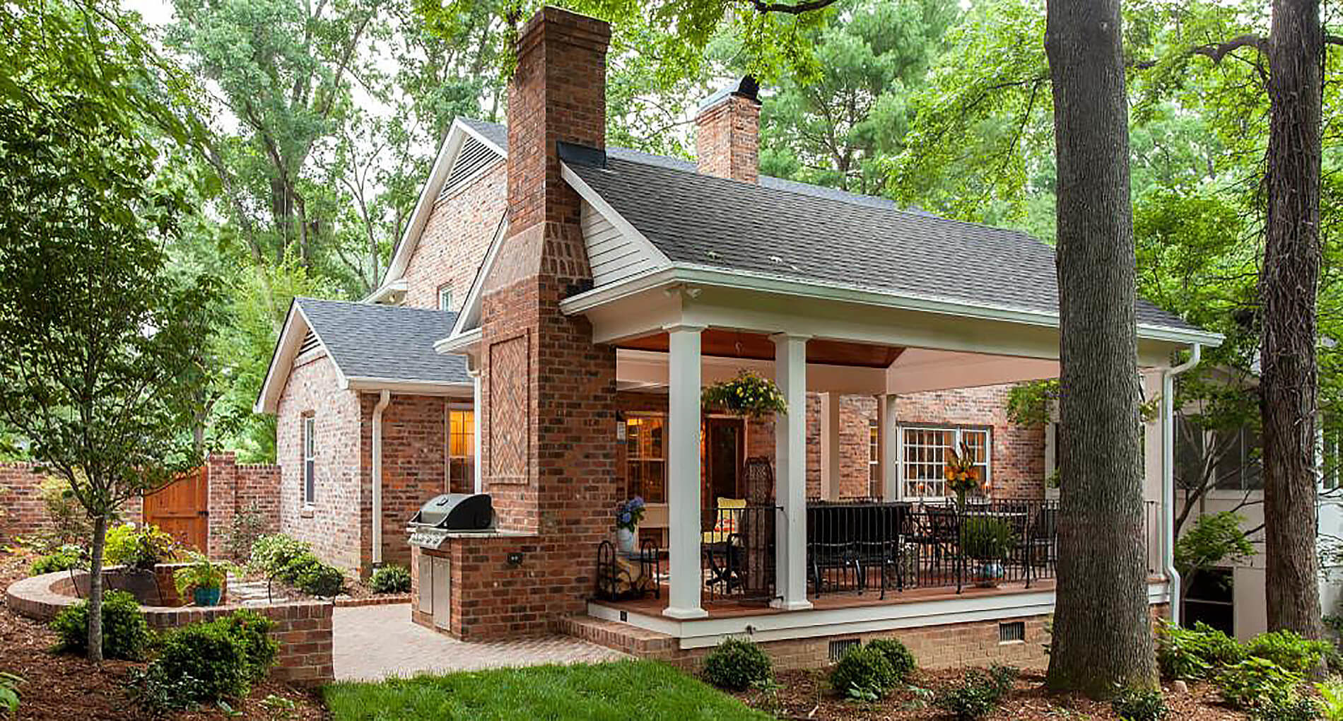 outdoor living in charlotte