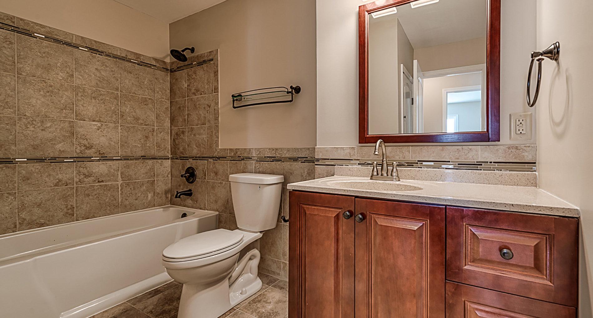 Merveilleux Moncoeur. Bathroom