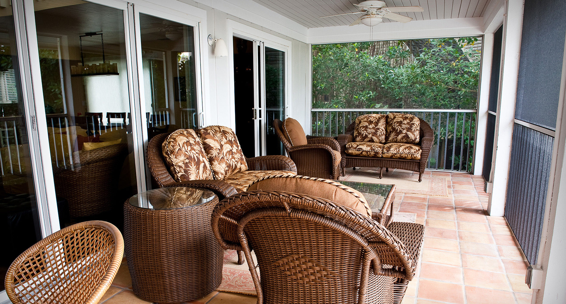 Outdoor Living Sanibel Captivabeach Slider