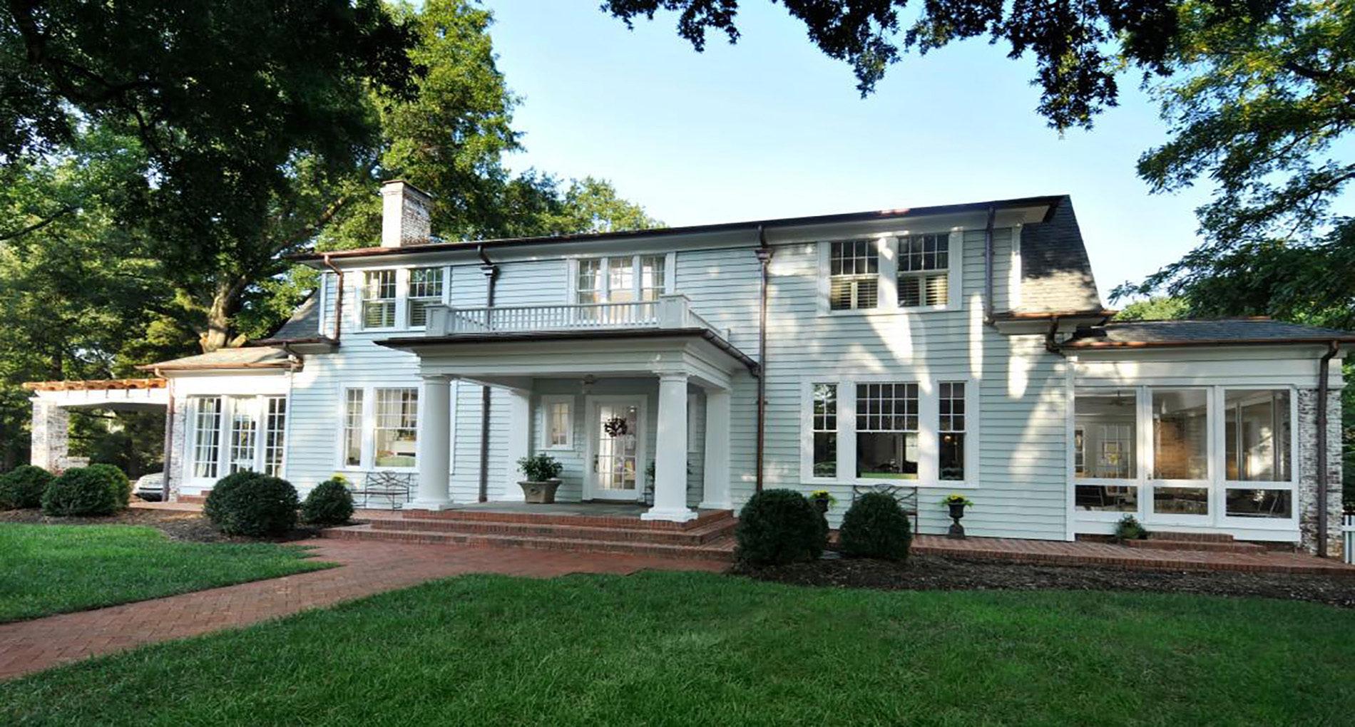 Custom Home Greensboro Selwynave Slider