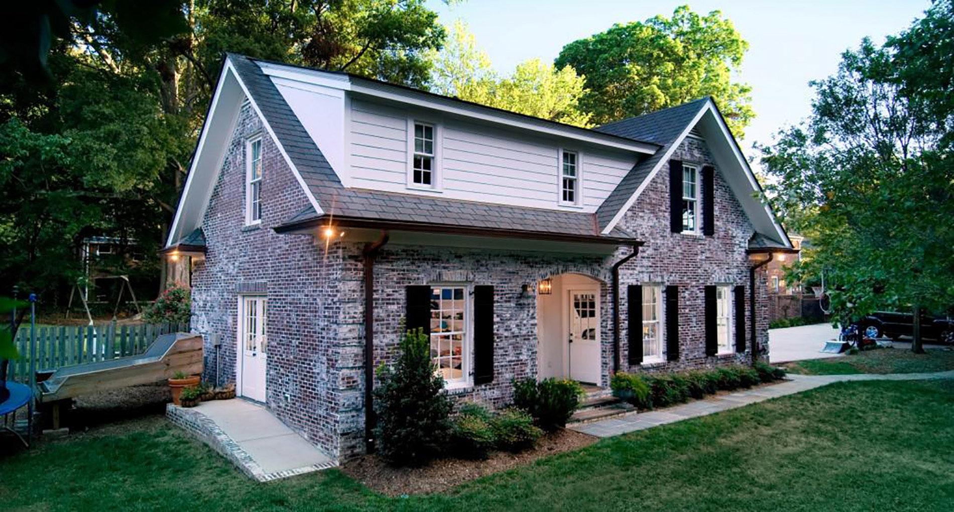 Custom Home Greensboro Sherwood Slider