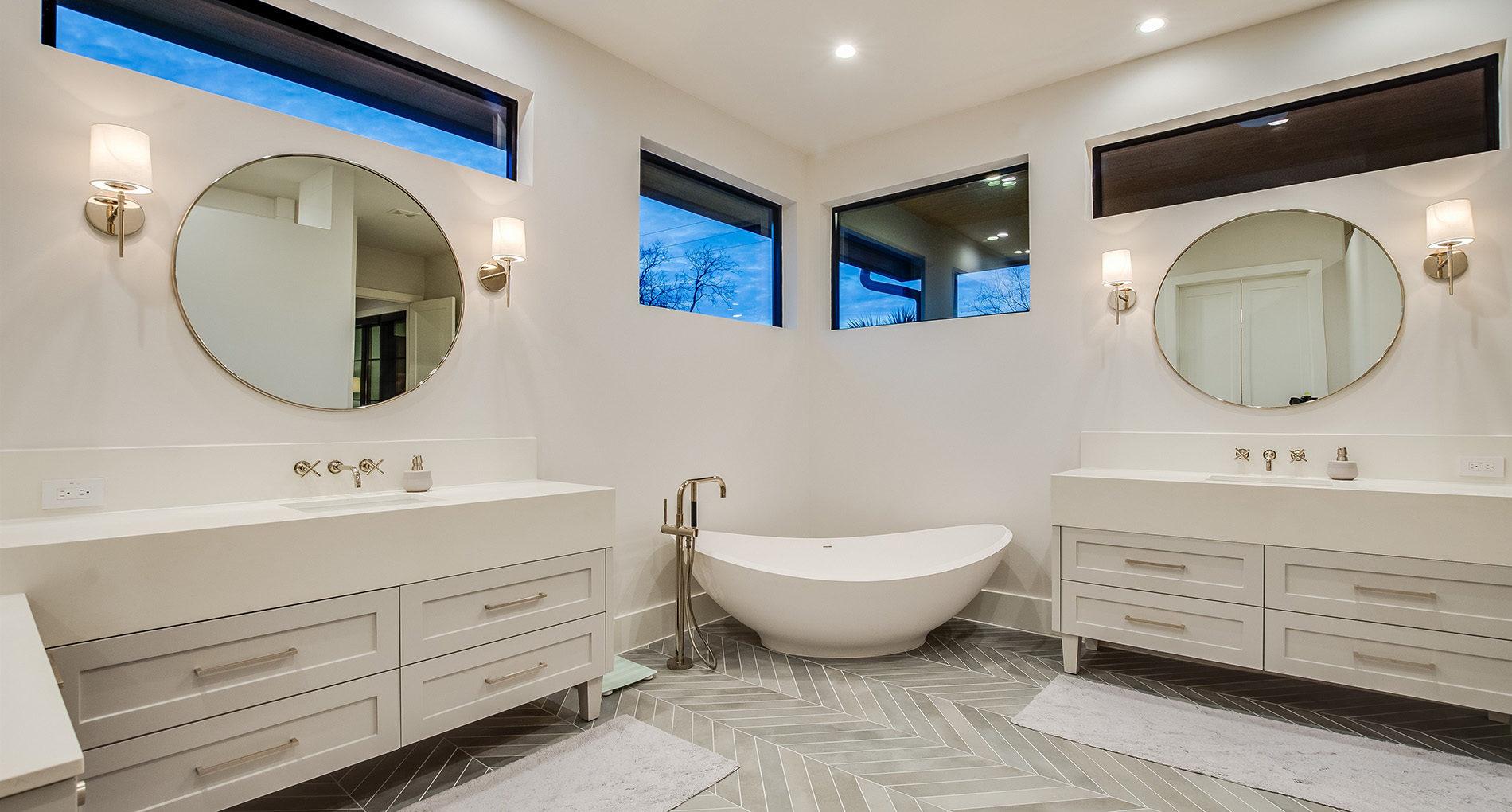 bathroom remodeling & design in houston   alair homes houston