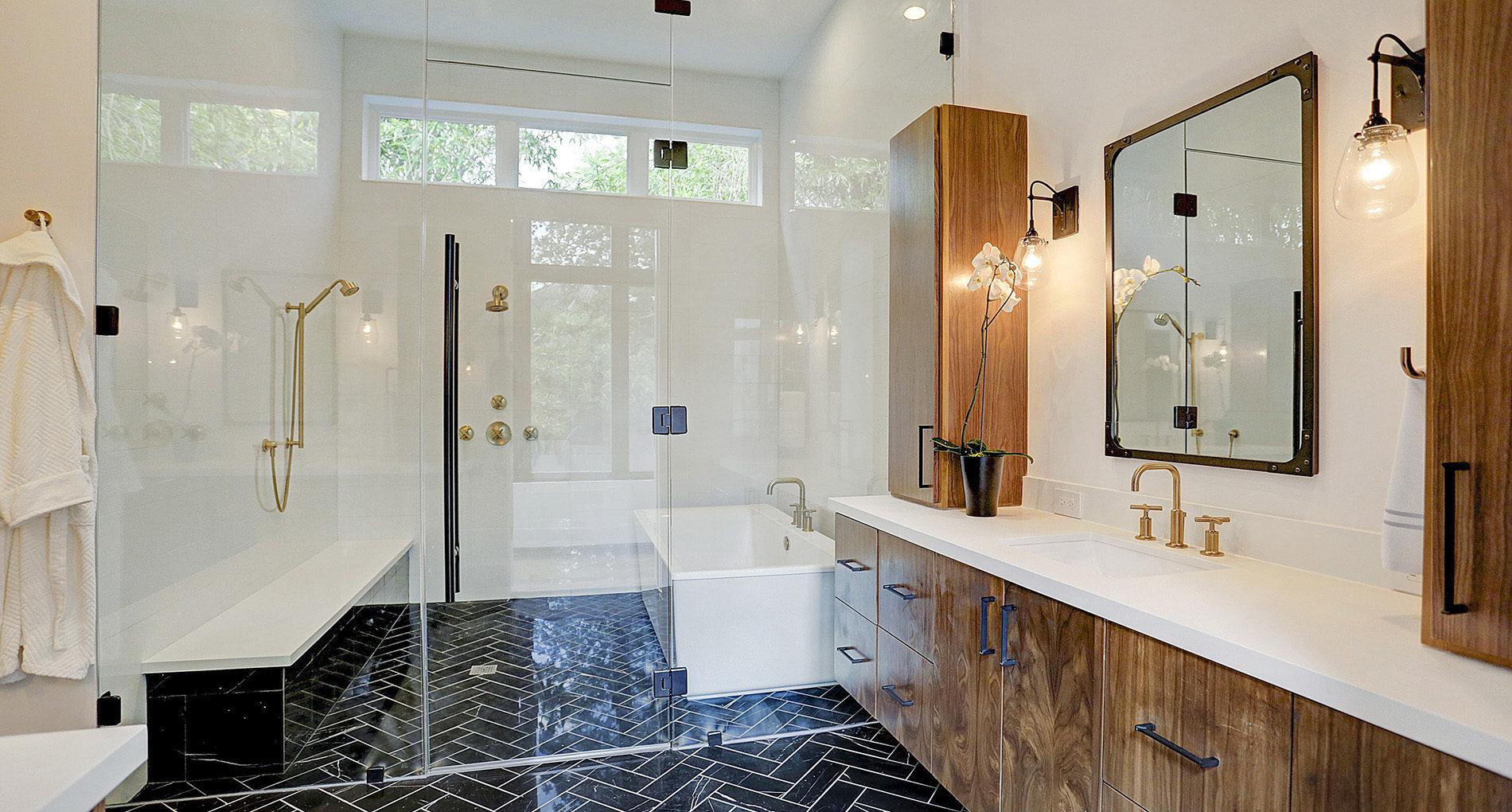 Bathroom Remodeling Gallery Alair Homes Houston - Bathroom remodel picture gallery