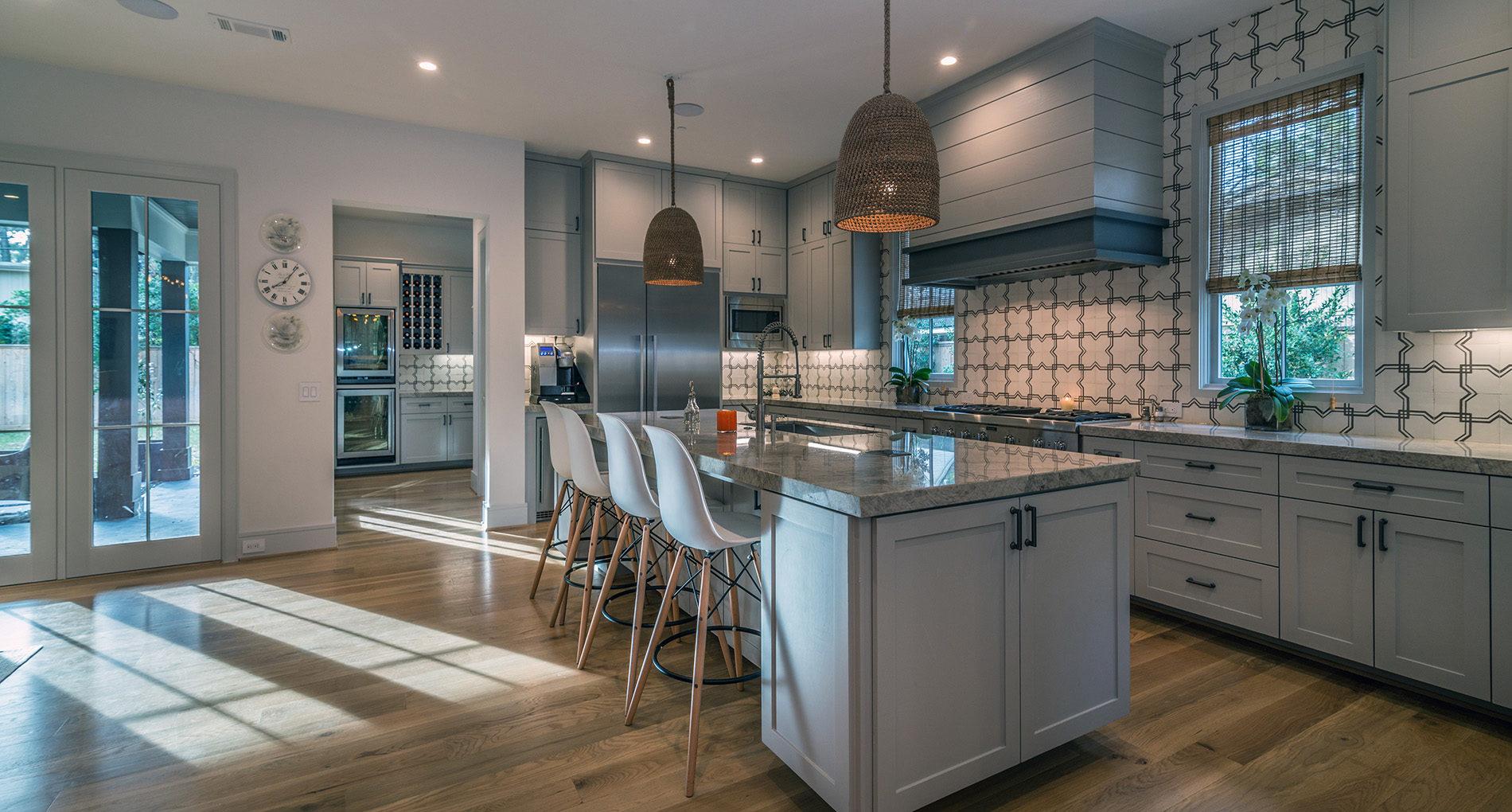 Kitchen Remodel Houston Countrylane Slider