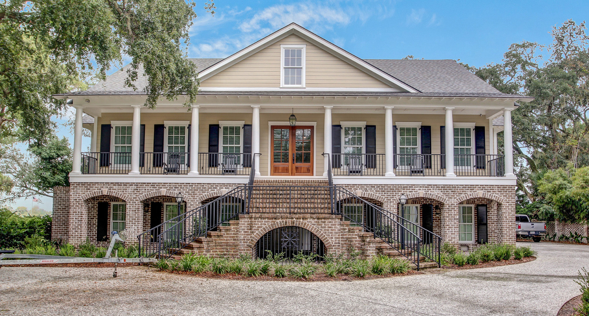 Custom Home Savannah Vernonview Slider