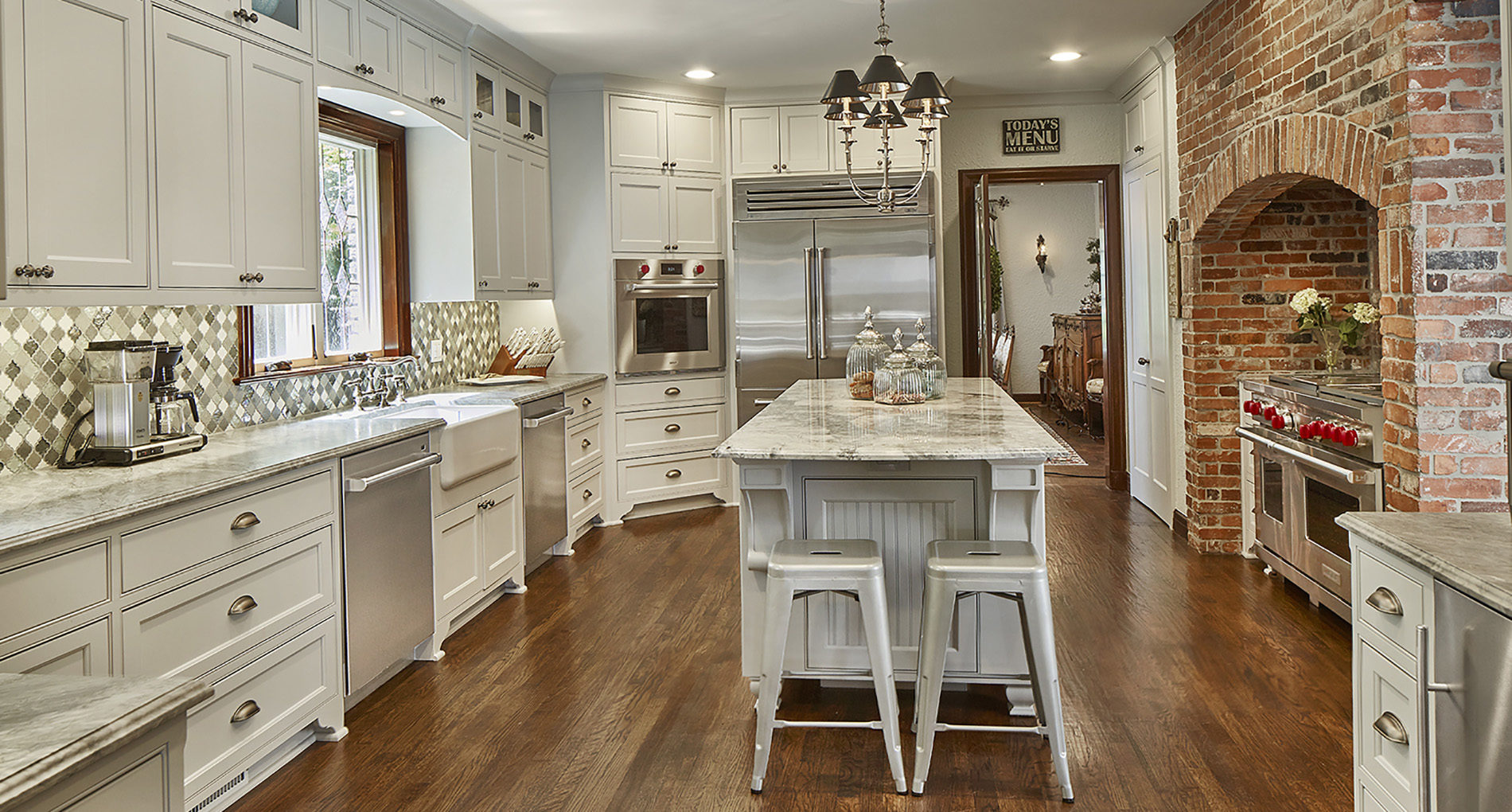 Kitchen Remodel Dallas Traditionalkitchenandentertainingspaces Slider