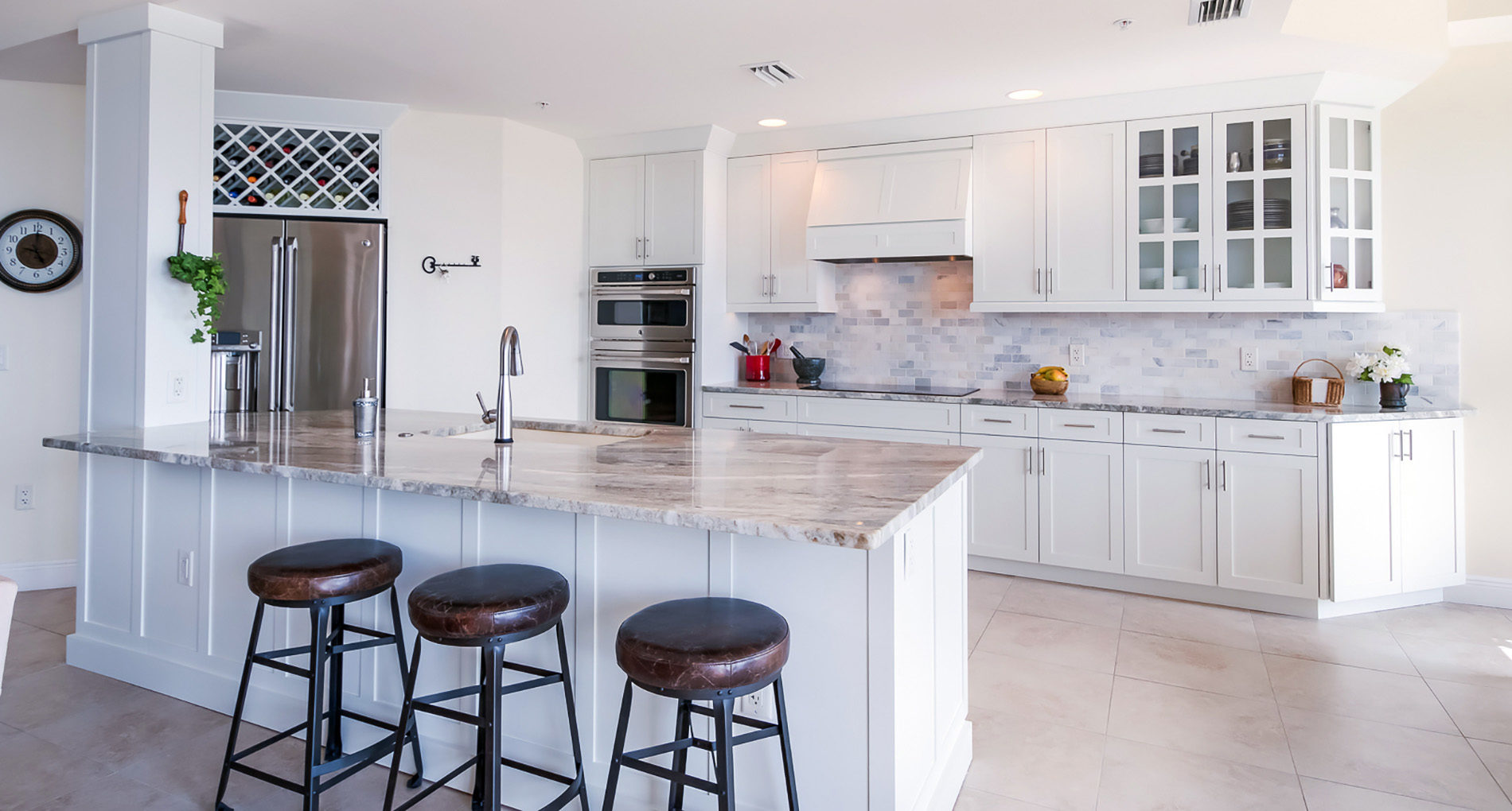 Silver King. Kitchen Remodel