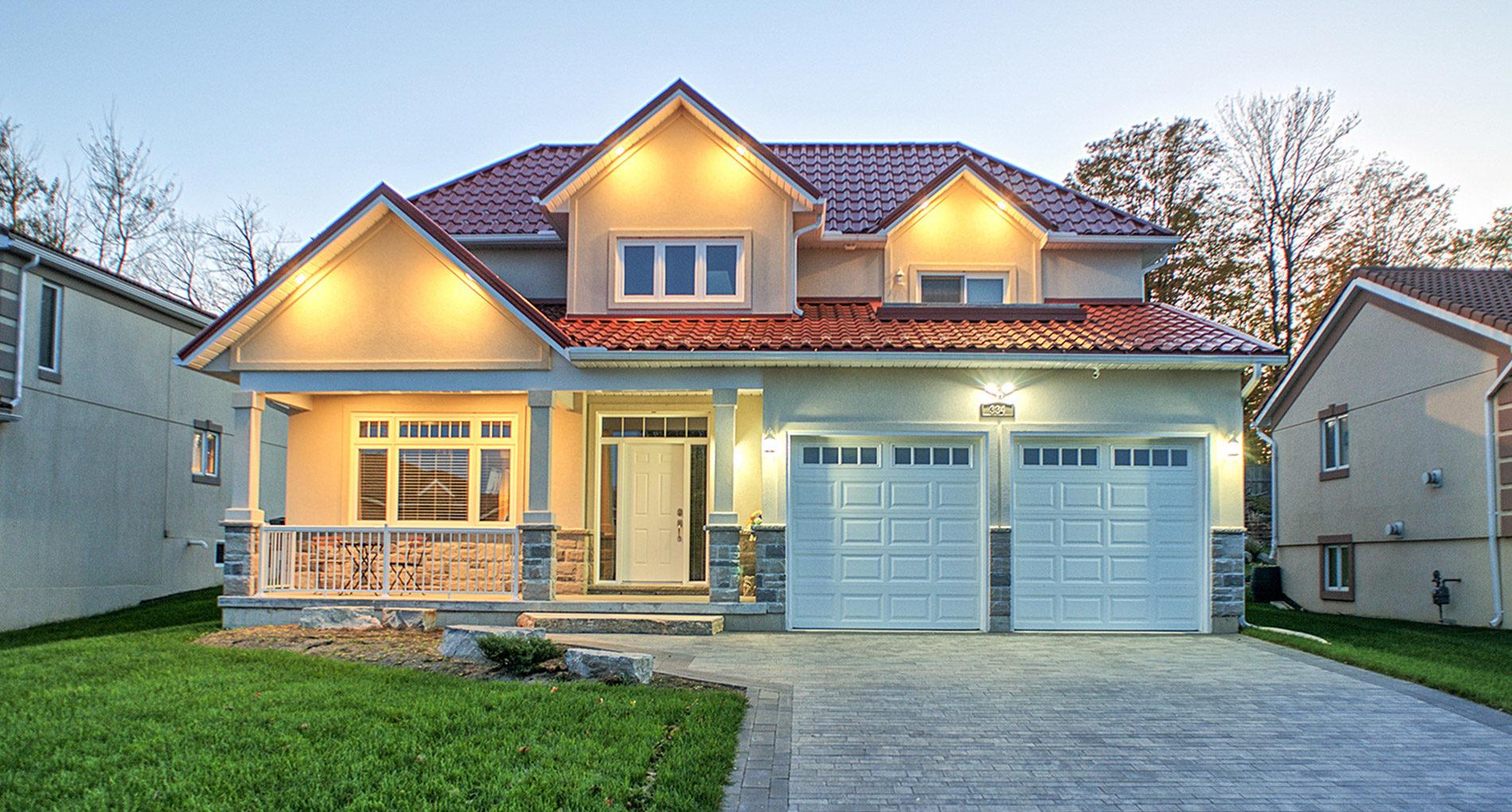 Alair Homes Georgian Bay Custom Home Builders Aberdeen
