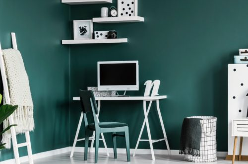 The Homework Space in Your Custom Built Home
