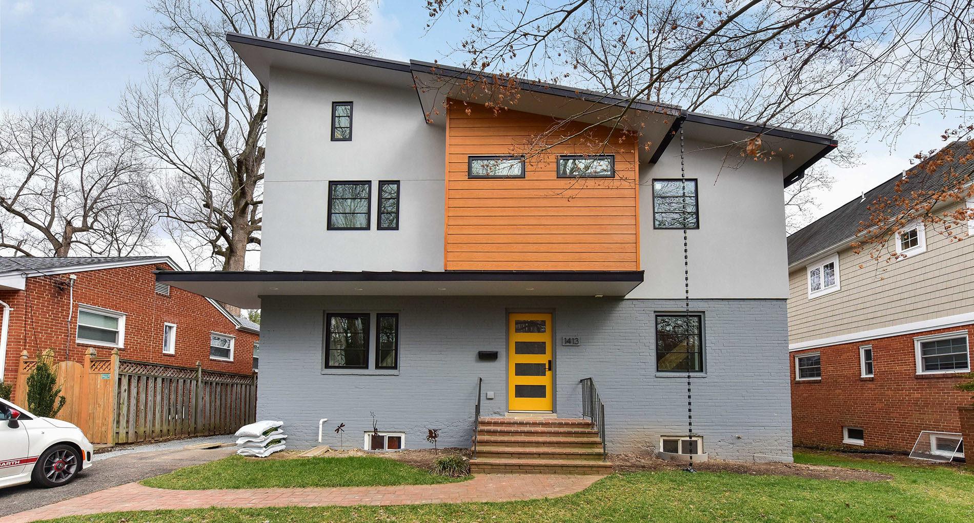 Home Remodel Arlington Contemporary2ndfloorpopup Slider