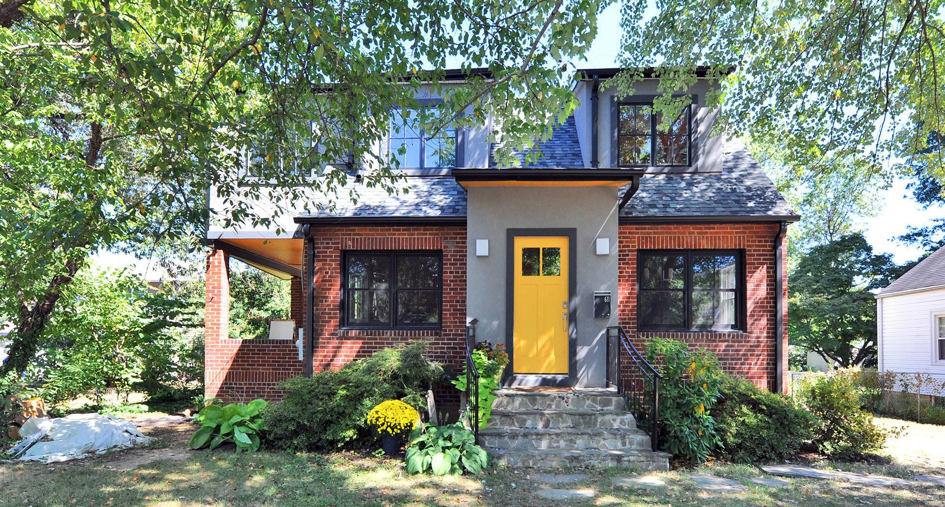 Home Remodel Arlington Capecod Slider