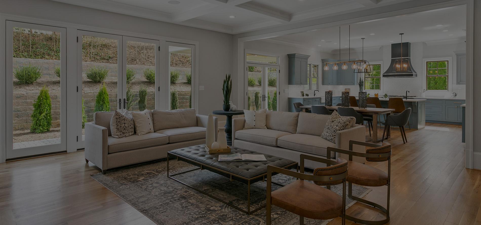 custom home Arlington Valley Street Country Club Hills HMP