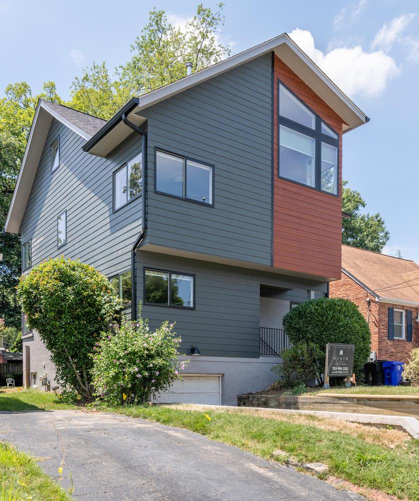 Arlington Heights Home Addition: Taylor Street Major Renovation And Addition
