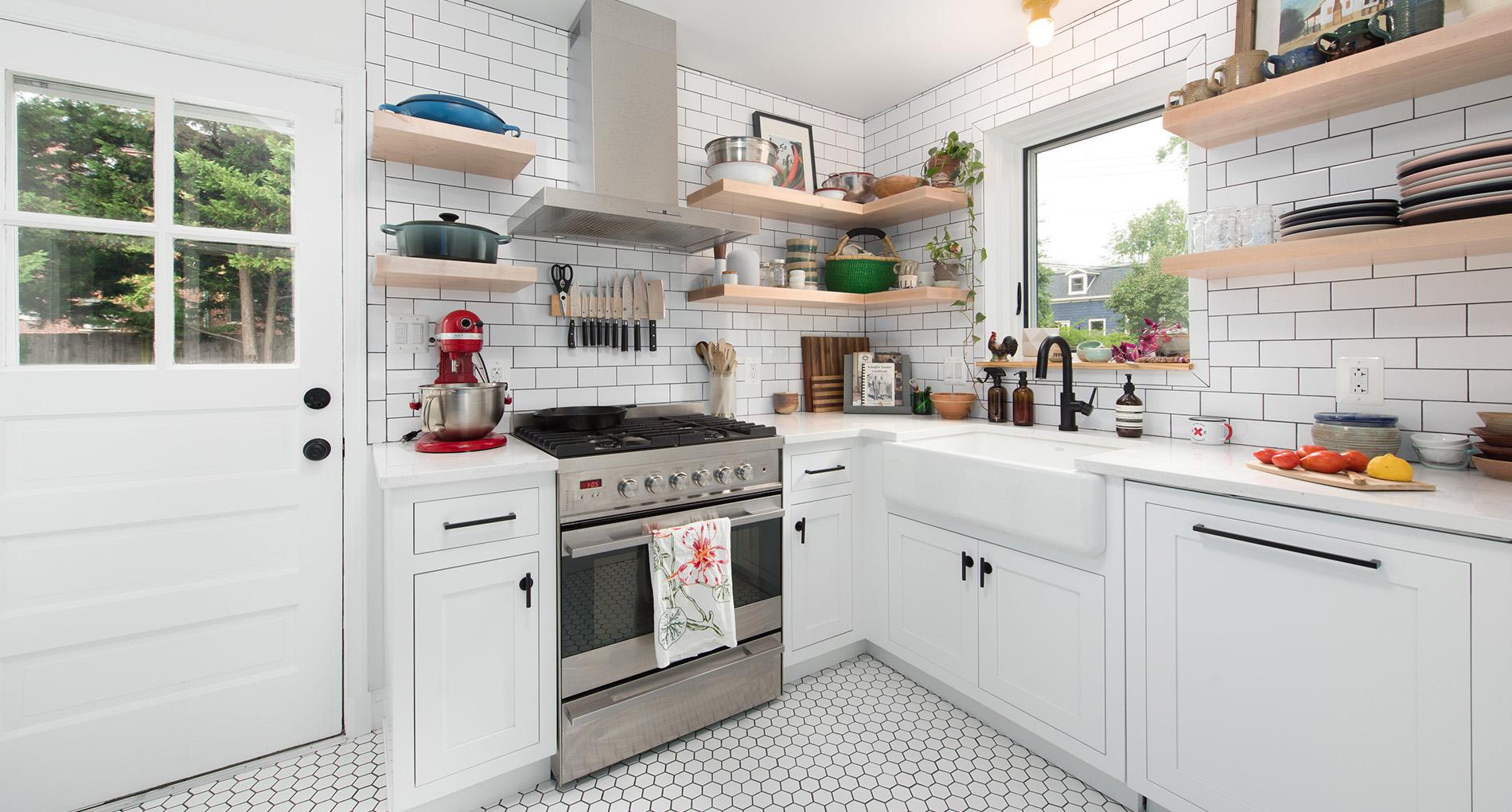 N Oxford Kitchen Remodel