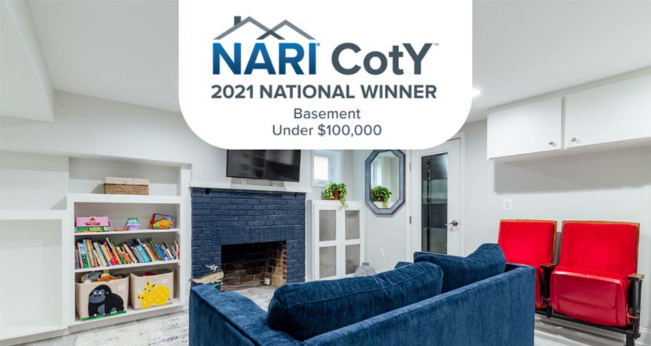 2021 NARI National Contractor of the Year