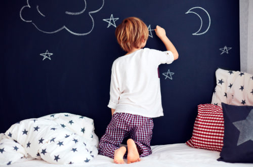 Designing Space Ideas for Kids