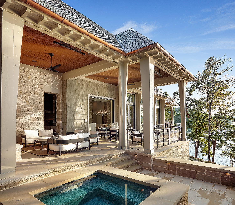 Contemporary Dream Lake House