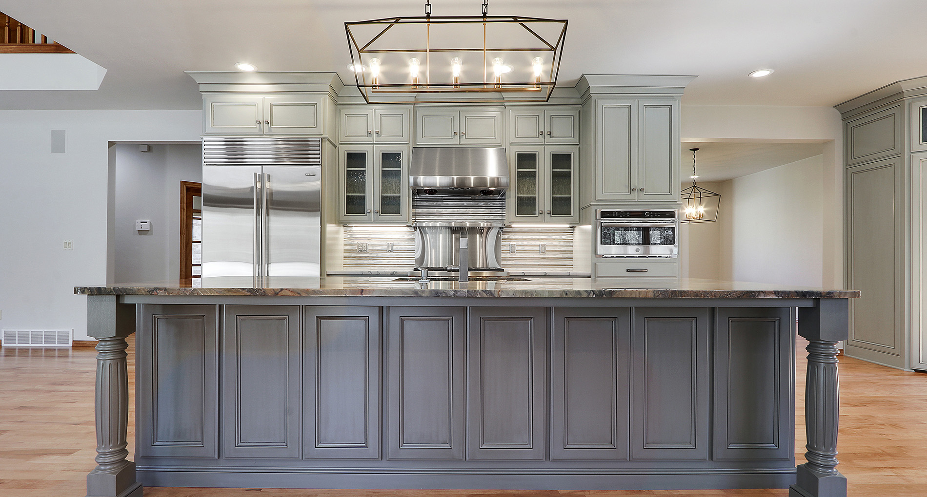 Green Bay Custom Kitchen Remodeling Design Alair Homes Green Bay