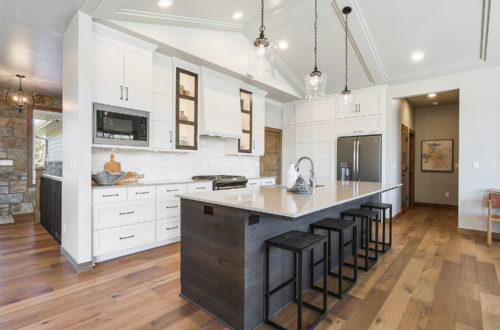 Making the Interior Selections in Your New Home