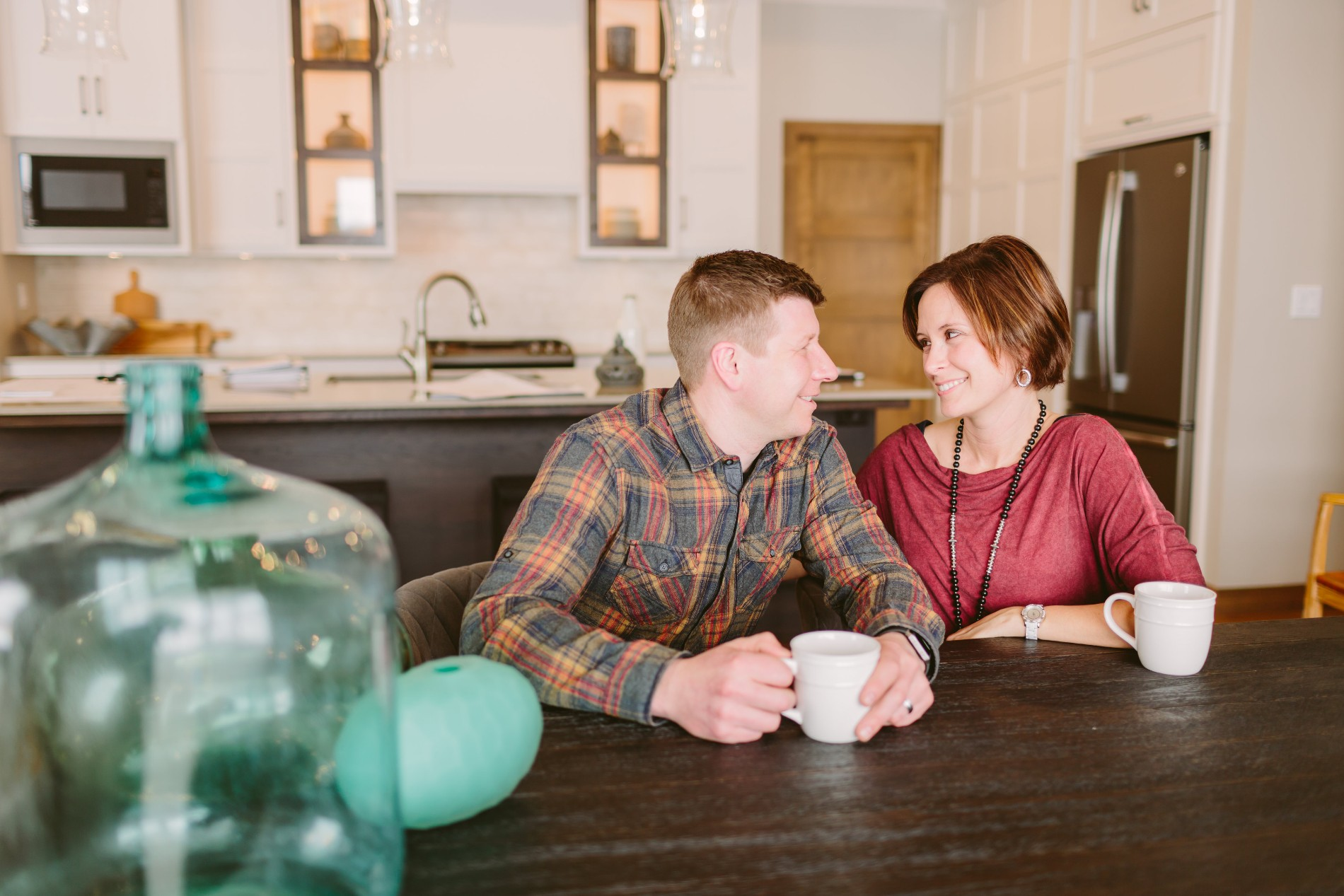 marriage and home building