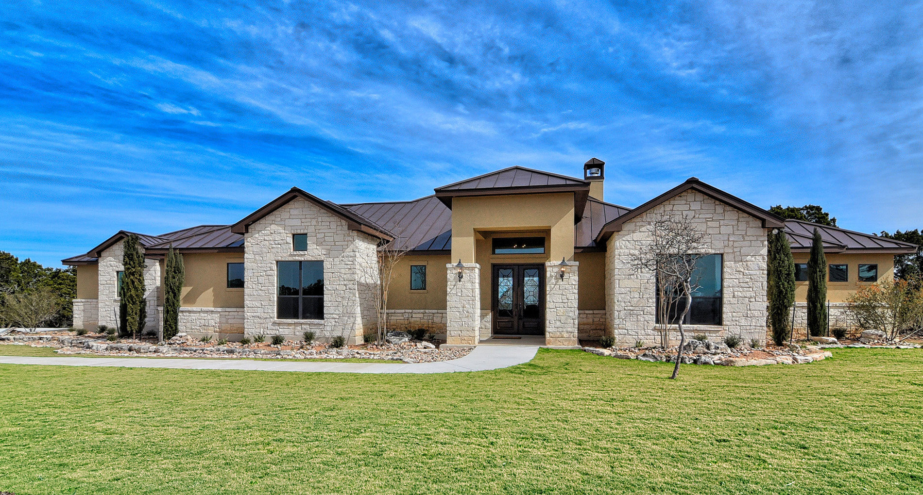 Custom Home Newbraunfels Heights Slider