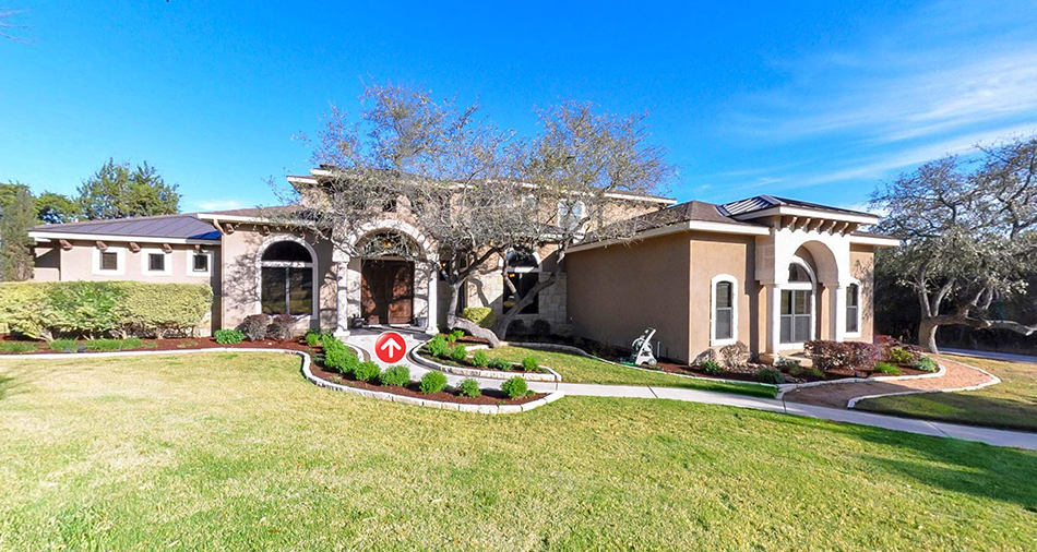 New Braunfels Custom Homes Camel Trail Virtual Tour