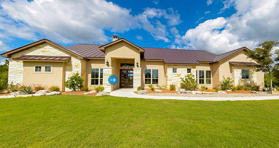 New Braunfels Custom Homes Heights Model Virtual Tour